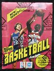 1981-82 Topps Basketball Wax Unopened Wax Pack Box BBCE SEALED (Evans)