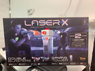 Lazer X Double Player Pack Laser Tag Gaming Set for Kids Fun Game Toys