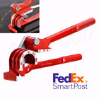 180° Motorcycle ATV Pipe Angle Bender Hose Tube Brake Fuel Line Bending Tool USA