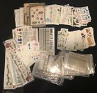 Huge Lot of Creative Memories Stickers  more over 250 sticker sheets