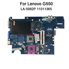 New For Lenovo G550 Laptop Motherboard LA 5082P 11011365 168002997 100 Tested