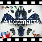 For Suzuki TL1000R 1998-2003 Fairing Bodywork ABS Plastic Plain Blue 2n10 PA