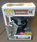 NIB - Funko Pop! - Holidays! - KRAMPUS #14 - Flocked Hot Topic Exclusive