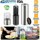 Battery Operated Electric Salt and Pepper Mill Grinder Adjustable Coarseness