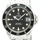 TUDOR Rolex Prince Oyster Date Submariner Steel Watch 75090 BF500964