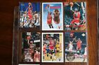 MICHAEL JORDAN SKYBOX ROOKIE REMAKE COMMON AND INSERT LOT! RARE INSERTS!
