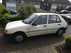 LARGER PHOTOS: Peugeot 205GL, 5 door hatchback, 1125cc, Very Good Condition