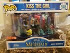 Kiss the Girl Little Mermaid #546 Funko Pop Target Exclusive Movie Moment
