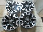 16 TOYOTA TACOMA CHARCOAL FACTORY OEM WHEELS RIMS SET 4