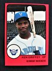 Ken Griffey Jr. Minor League and Pre-Rookie Card Guide 26