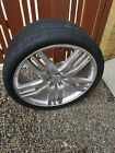 Range Rover Autobiography Overfinch olympus 22 inch Alloy Wheel And Tyre