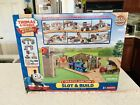 Thomas and Friends Wooden Railway Real Wood Slot and Build Creative Junction