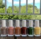 2019 Fall Essie Nail Polish Sweater Weather Collection Full Size 6 pcs 0.46 oz