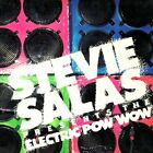 Stevie Salas The Electric Pow Wow First Edition Domestic Limited