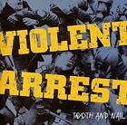 Cd Violent Arrest Tooth And Nail 20113Rd U.K Hardcore Punk Ripcord Heresy