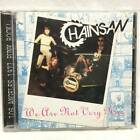 Rare Cd Chainsaw-We Arevery Nice Glam Punk Rock Heaven Kbd Germs Shock X