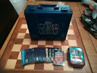 Topps Match Attax Card Collectors Carry Storage Case Box & 50+ 2016 17 cards