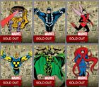 Topps Marvel Collect Classic Box Series Colour Set - Now with Cap America award