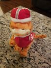"Garfield Ty Beanie Baby-""His Majesty""-From Tale Of Two Kitties-2006-With Tag 7"