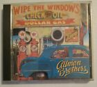 Wipe The Windows by The Allman Brothers Band (CD, Jul-1987, Island/Mercury)