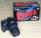 CANON T3i EOS600D 18MP DSLR KIT with 18 55mm ZOOM LENS and Accys