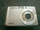 Samsung ES15 10.2 MP Digital Camera Silver
