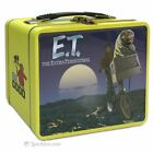 ET The Extra Terrestrial Lunch Box Classic Vintage Looking Retro Lunchbox Pail