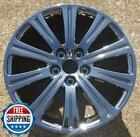 ACURA TL 2009 2014 Factory OEM Wheel 18 Rim 71796 PVD DARK CHROME w Cap B