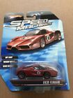 2010 Hot Wheels Speed Machines ENZO FERRARI Red Rare