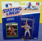1989 BROOK JACOBY Cleveland Indians Rookie NM+ * FREE s/h * sole Starting Lineup