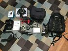 Canon EOS 70D Digital SLR Camera Bundle with Extra Lens Microphones