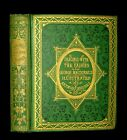1868 Scarce Book DEALINGS WITH THE FAIRIES by George Macdonald Illustrated