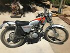 1976 Honda TL125 S Trials bike motorcycle rare!