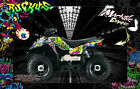 RUCKUS FULL COVERAGE GRAPHICS WRAP DECAL KIT FITS POLARIS OUTLAW 50 90 110 ATV
