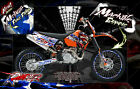 'RIPPER' GRAPHICS WRAP KIT FOR KTM DIRT BIKES 1998-2006 SX SXF 250 300 380 450