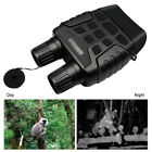 NV3180 Infrared Night Vision Binoculars Digital HD IR Camera 03MP Recording