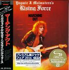 YNGWIE MALMSTEEN MARCHING OUT JAPAN 2016 NEWLY RMST SHM MLPS CD - JEFF SCOT SOTO