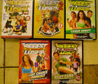 Lot 5 The Biggest Loser Workout Fitness Workout DVDs Very Good
