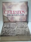 SID MEIERS CIVILIZATION THE BOARD GAME SECOND EDITION NEVER PLAYED MINT COND