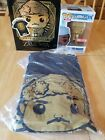 Funko Pop Coming to America Prince Akeem w size Large T-shirt -- New In Box