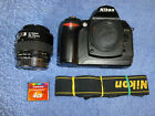 Nikon D70s c/w AF Nikkor 35-70mm zoom Camera Kit + Extras