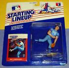 1988 BRET SABERHAGEN #31 * FREE s/h * Kansas City Royals Rookie Starting Lineup