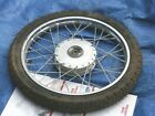 2006 KINETIC TFR MOPED OEM FRONT TIRE RIM NEW  TIRE