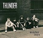 Wonder Days [Deluxe] by Thunder (CD, Feb-2015) BRAND NEW, SEALED...A