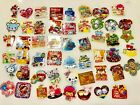 Kawaii Sticker Lot Huge Lot 52 Sticker Flakes Cute Sticker Lot Lot 80