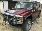 Hummer H2 supercharger 24 spinners 2003 chrome rare model