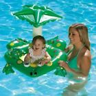 Poolmaster 81555 Frog Baby Rider Learn To Swim