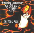Bewarp-In Your Face (UK IMPORT) CD NEW
