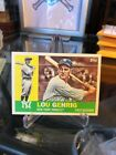 Lou Gehrig Cards, Rookie Cards, and Memorabilia Guide 17