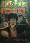 Harry Potter and the Goblet of Fire 1st American Edition Hard Cover